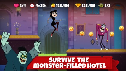 Hotel Transylvania Adventures screenshot 1