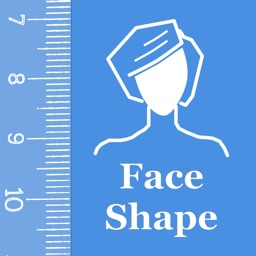 Face Shape Meter camera tool
