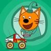 Kid-E-Cats モンスタートラックレースゲーム