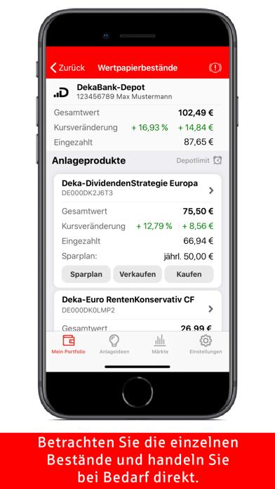 S-Invest - Wertpapiere & BörseScreenshot von 3