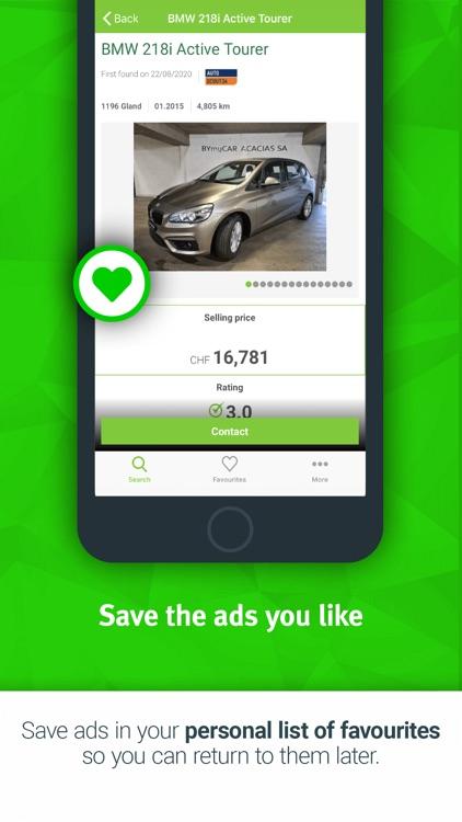 Comparis Car Marketplace screenshot-3