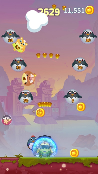 Screenshot for Funny Farm Blast in Qatar App Store