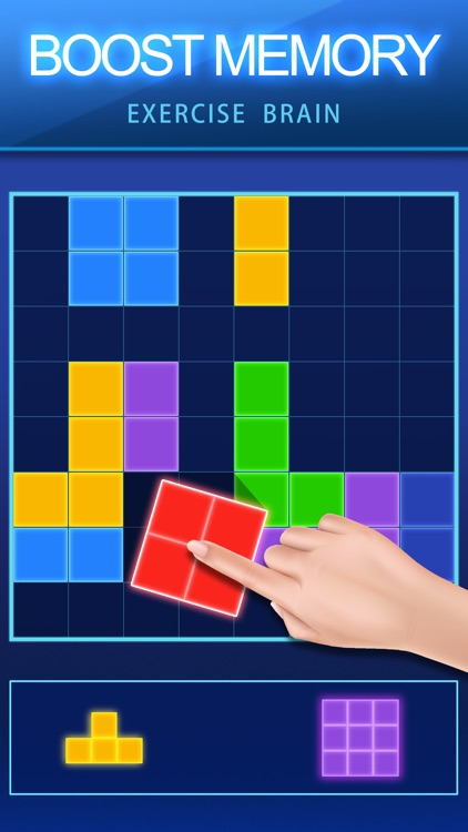 Block Puzzle - Jigsaw Puzzle