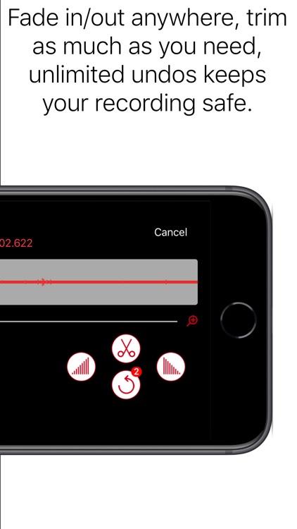 Voice Rec Pro screenshot-5