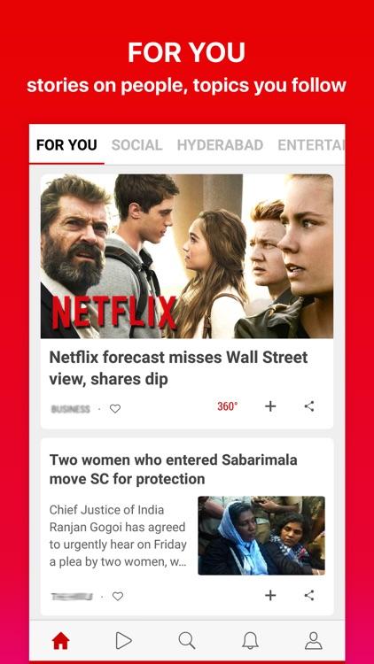 NewsPlus: Real News for you