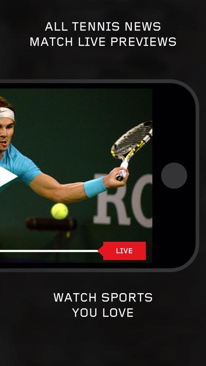 Tennis TV Live Streaming