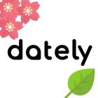 dately (デートリー) - 素敵なデートを3ステップで icon