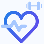Daily Heart Rate. WorkOutApp.