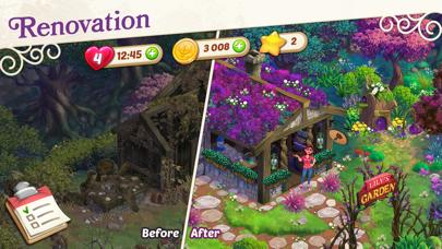 Lily's Garden: Design & Relax Screenshot