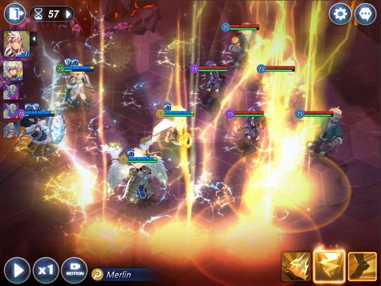Kingdom of Heroes:Tactics War screenshot 11