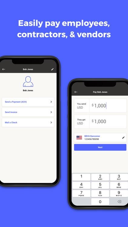 Azlo-Fee-free business banking screenshot-3