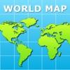 World Map Pro for iPad - iPadアプリ