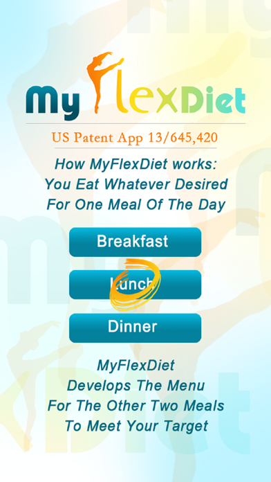 Free Diet Plan & Weight Loss Meal Planning Management System by MyFlexDiet screenshot