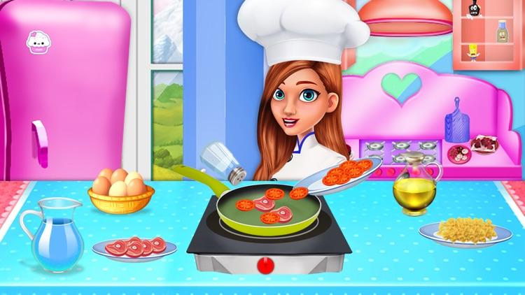 Crazy Pasta Making Food Fever screenshot-4