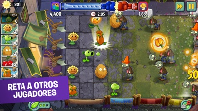 Screenshot for Plants vs. Zombies™ 2 in Ecuador App Store