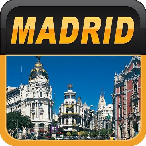 Madrid Offline Travel Guide
