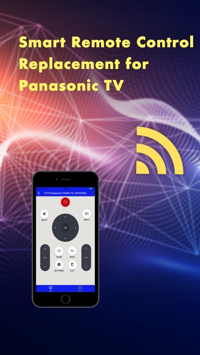 Smart Remote for Panasonic TV