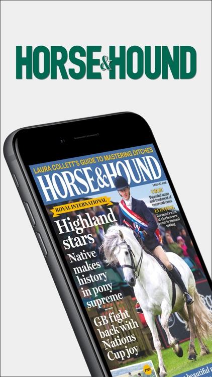 Horse & Hound Magazine UK