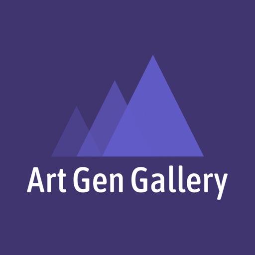Art Gen Gallery icon