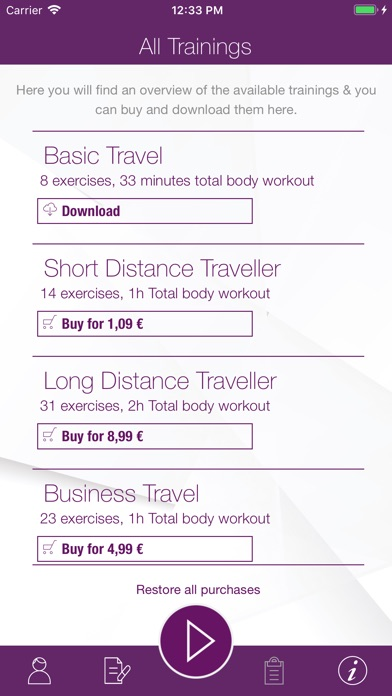 Travelletics