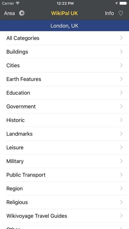 WikiPal UK screenshot-3