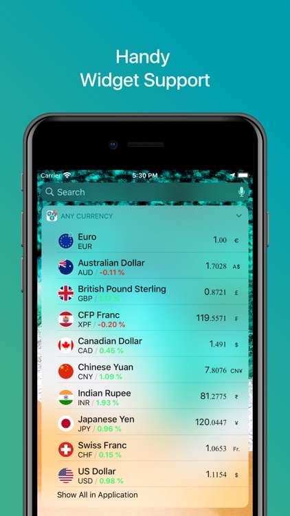 Any Currency Converter Pro screenshot-5