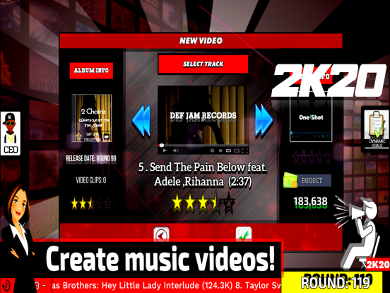 Music Label Manager 2K20 screenshot 16