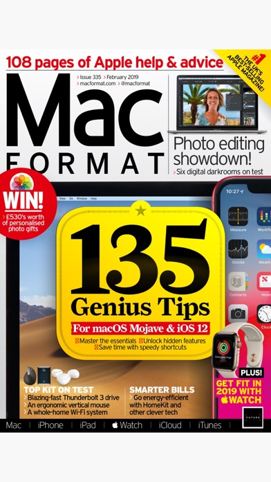 Screenshot for MacFormat in Peru App Store