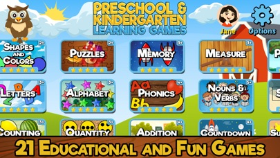 Preschool & Kindergarten Games-0