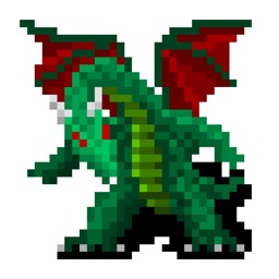 8-Bit RPG Stickers