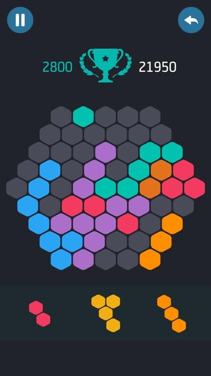 Hexa block puzzle + screenshot-3