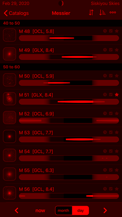 Observer Pro - Astronomy Planner screenshot