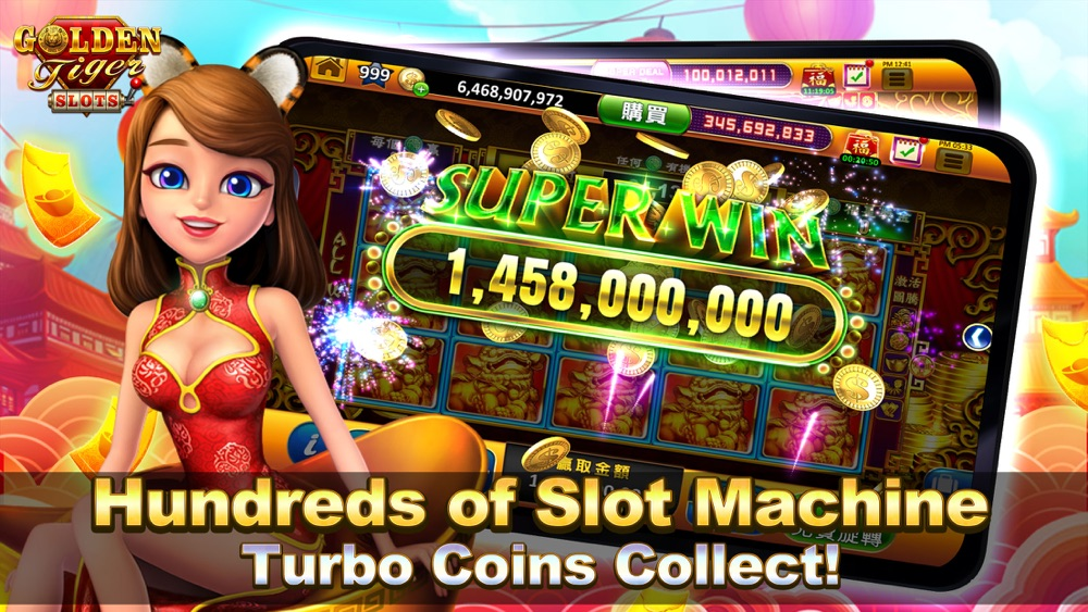 Golden Tiger Slots Slot Game App For Iphone Free Download Golden Tiger Slots Slot Game For Ipad Iphone At Apppure