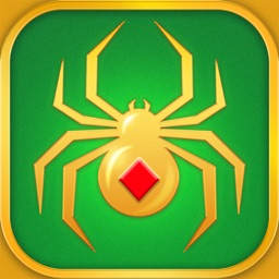 Classic Spider Solitaire Cards