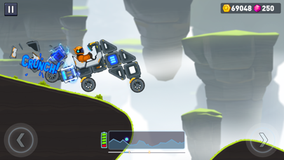 Rovercraft 2 Race a space car free Crystals hack