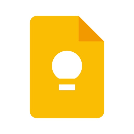Google Keep - Notities/lijsten