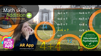 Math skills Addition -Full.ver screenshot 1