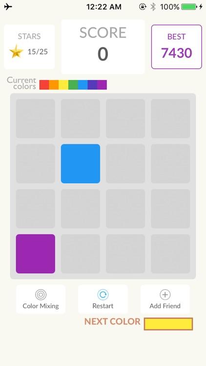 Wiip Puzzle: color puzzle screenshot-0