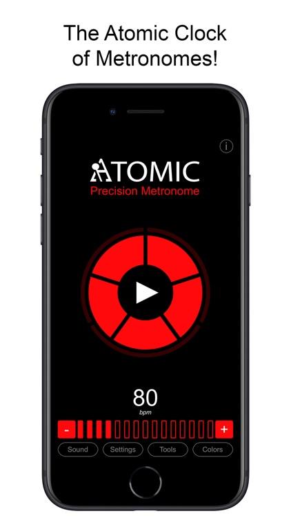 Atomic - Precision Metronome