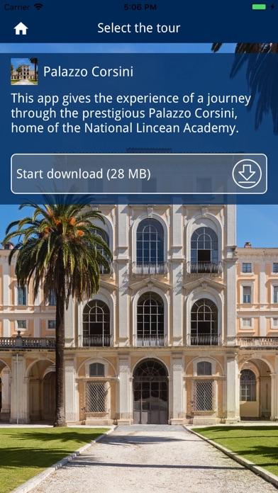 Palazzo Corsini screenshot 2