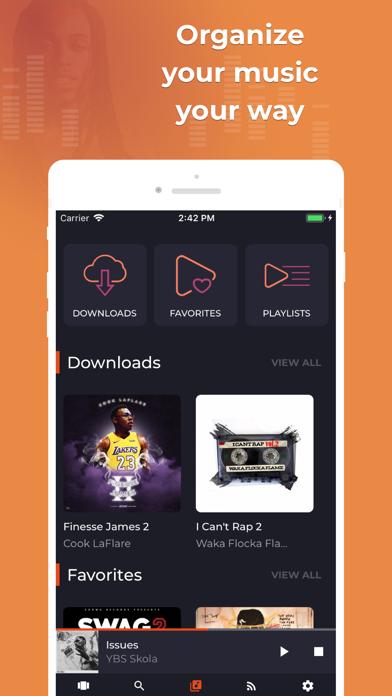 DaMixhub Mixtapes & Hip-hop screenshot four