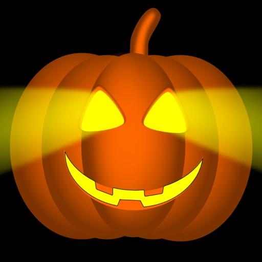 Neon Happy Halloween Stickers