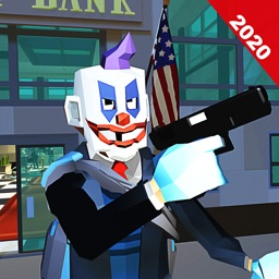 Bank Robbery Sneak Thief Game