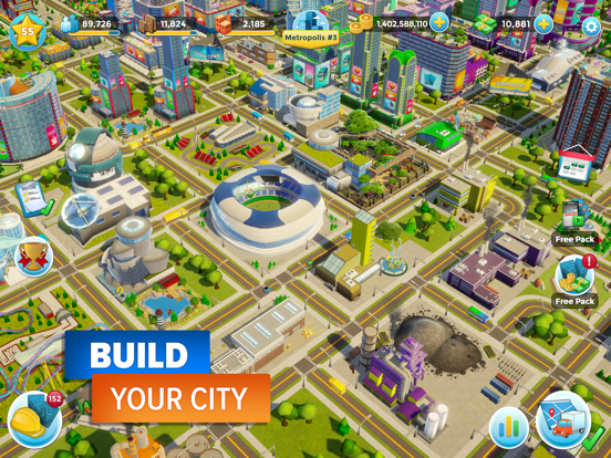 Citytopia® Build Your Own Cityのおすすめ画像2