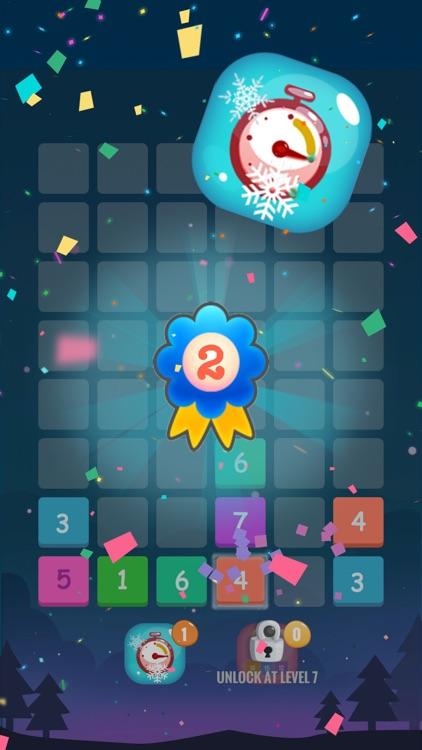 Number Blocks - Merge Puzzle screenshot-4