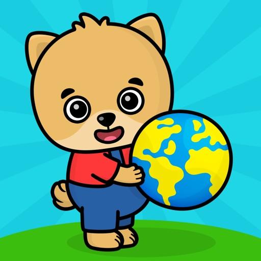 Детские игры для детей 3-4 лет
