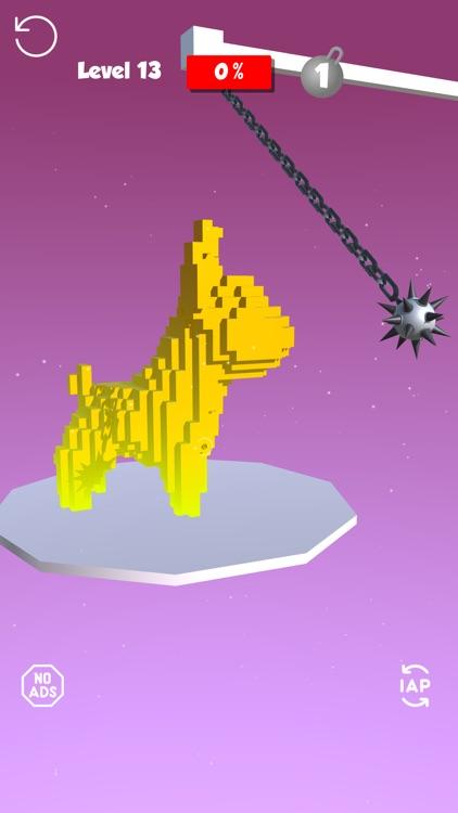 Destroying Blocks screenshot-5
