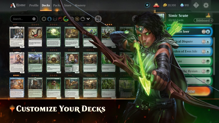 Magic: The Gathering Arena screenshot-4