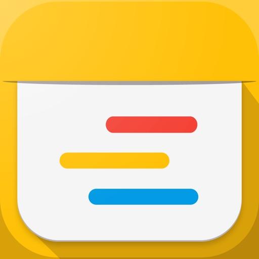 Awesome Calendar iOS App