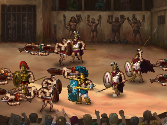 Story of a Gladiator screenshot 6